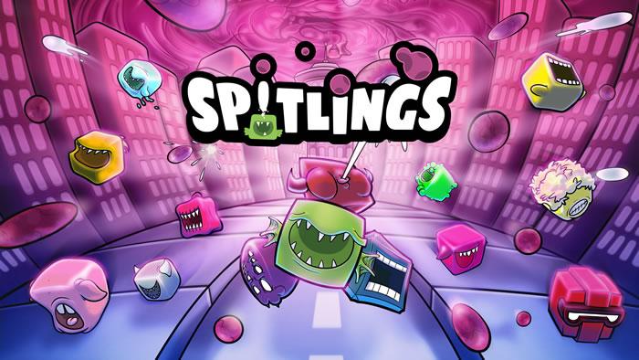 「SPITLINGS」