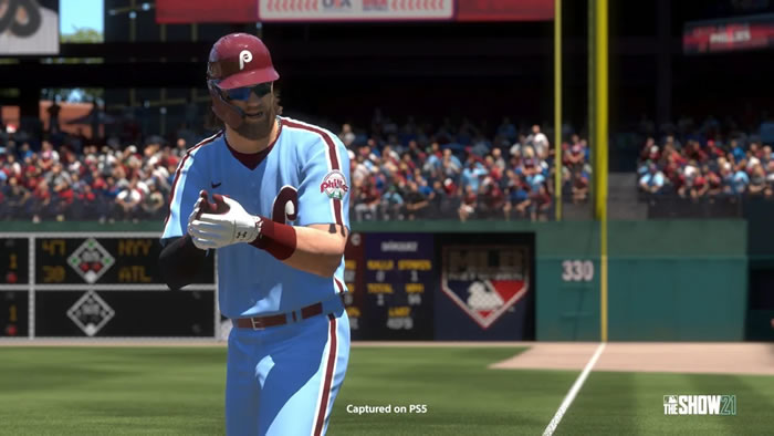 「MLB The Show 21」