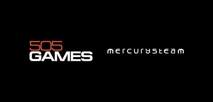 「505 Games」「MercurySteam」