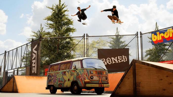 「Tony Hawk's Pro Skater」