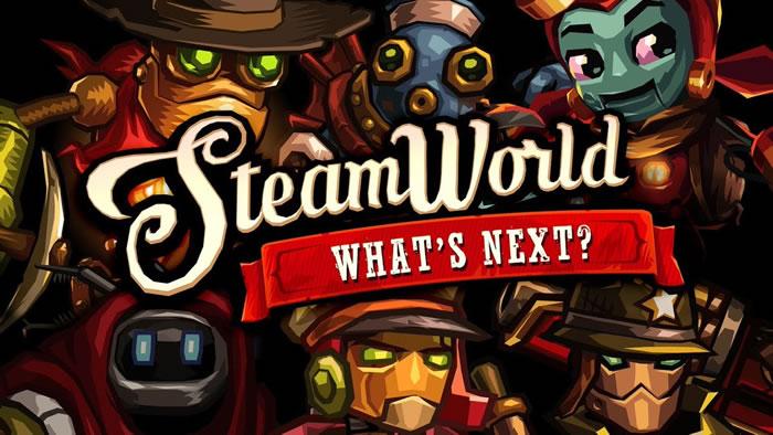 「SteamWorld」