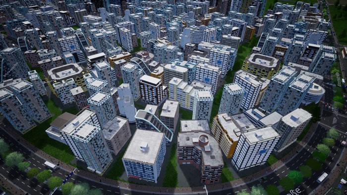 「Highrise City」