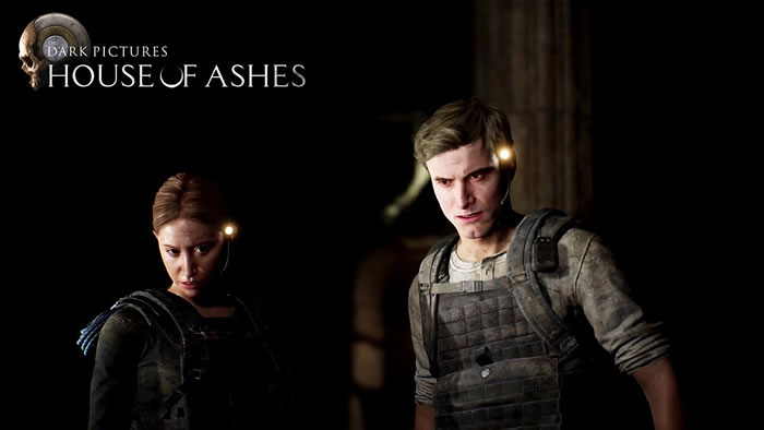 「The Dark Pictures Anthology: House of Ashes」