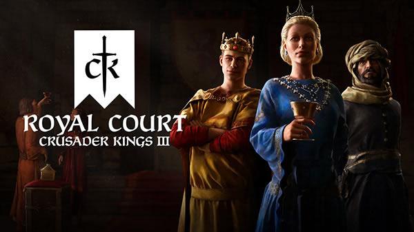 「Crusader Kings III」