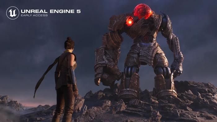 「Unreal Engine 5」