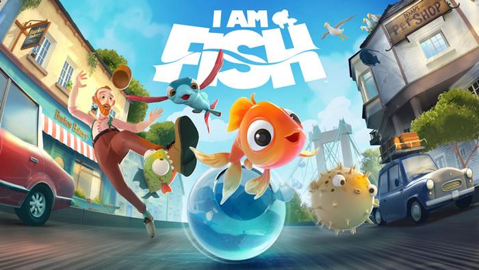 「I Am Fish」