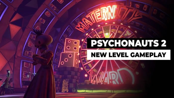 「Psychonauts 2」