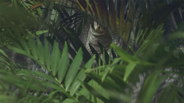 「Jurassic World」