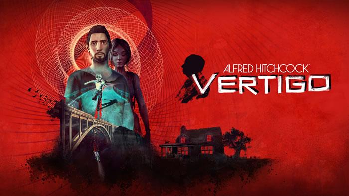 「Alfred Hitchcock - Vertigo」