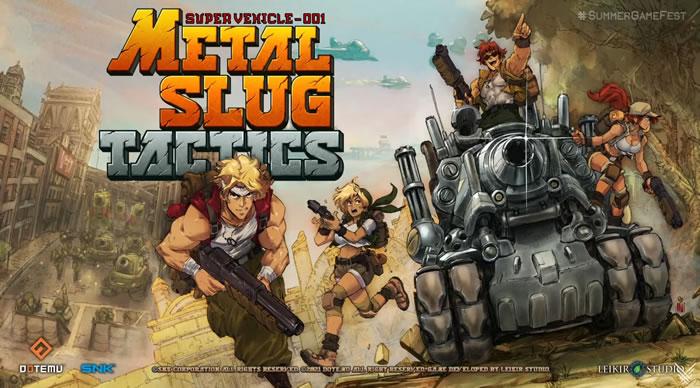「Metal Slug Tactics」
