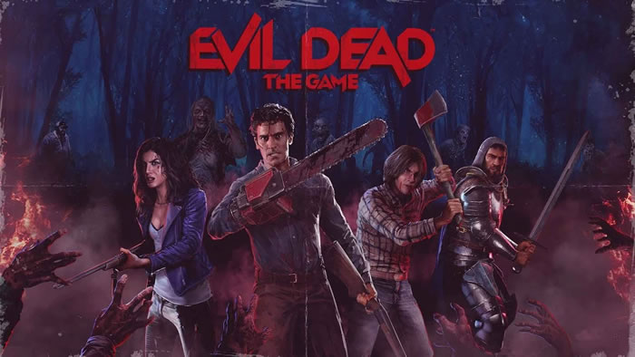 「Evil Dead: The Game」