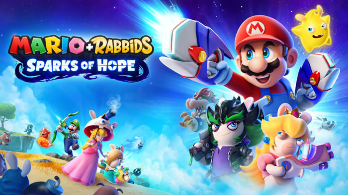 「Mario + Rabbids: Sparks of Hope」
