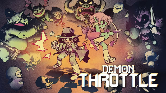 「Demon Throttle」