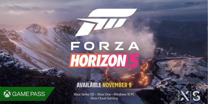 「Forza Horizon 5」