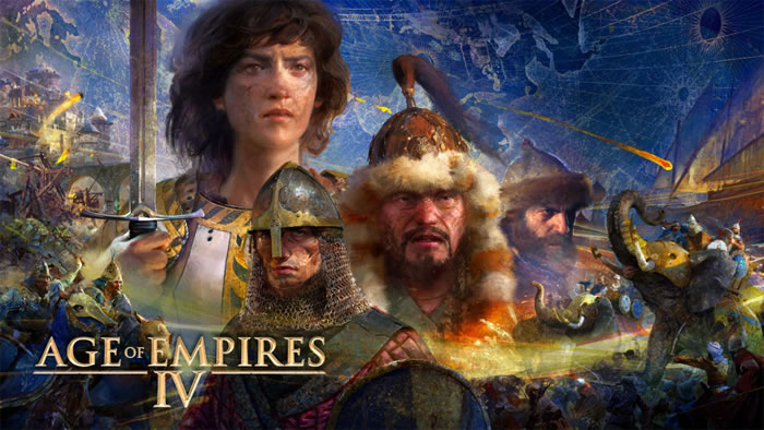 「Age of Empires IV」