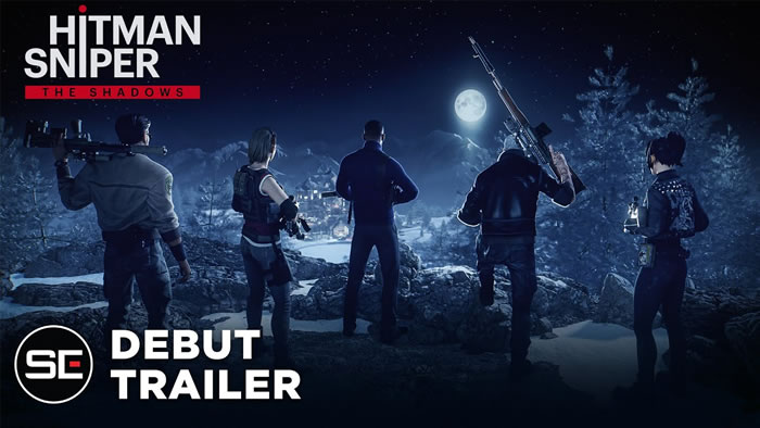 「Hitman Sniper: The Shadows」