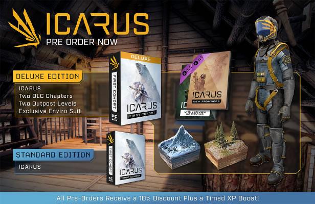 「ICARUS」