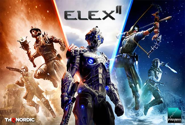 「ELEX II」
