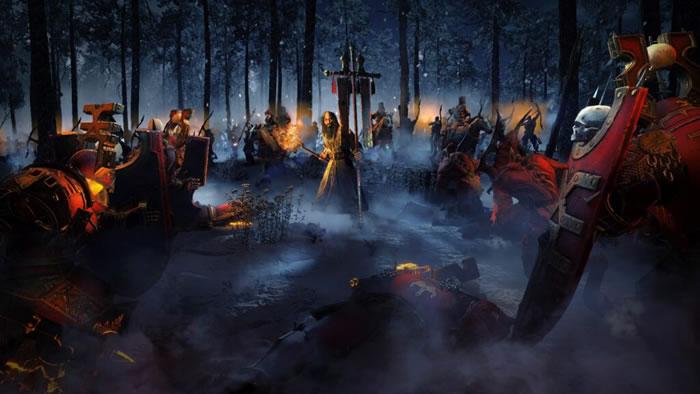 「Total War: WARHAMMER III」