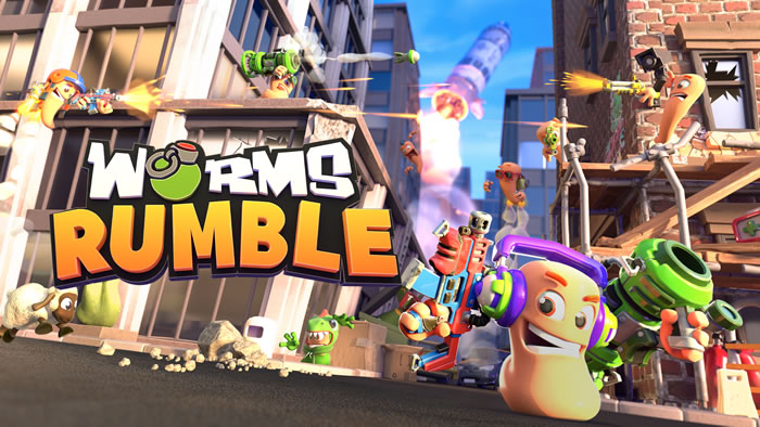 「Worms Rumble」