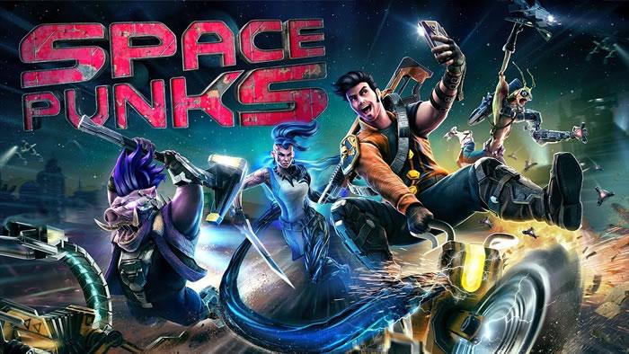 「Space Punks」
