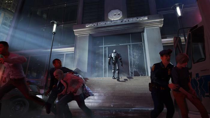 「RoboCop: Rogue City」