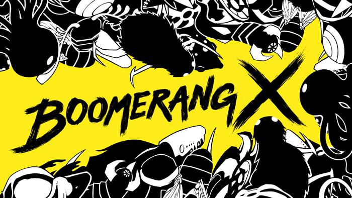 「Boomerang X」
