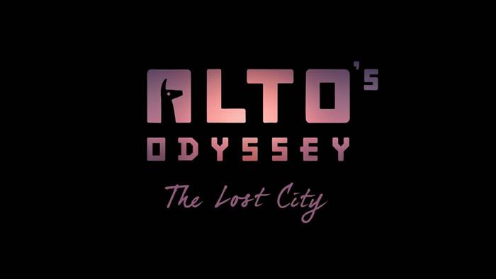 「Alto's Odyssey: The Lost City」