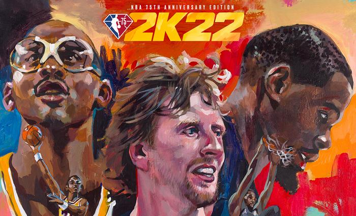 「NBA 2K22」