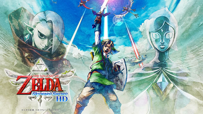 「The Legend of Zelda: Skyward Sword HD」