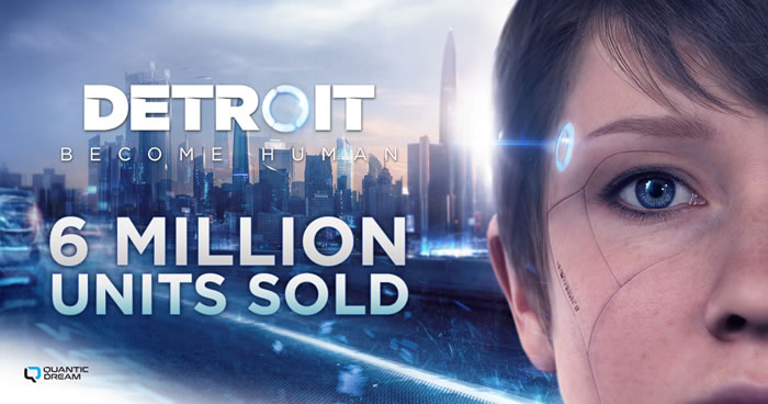 「Detroit Become Human」
