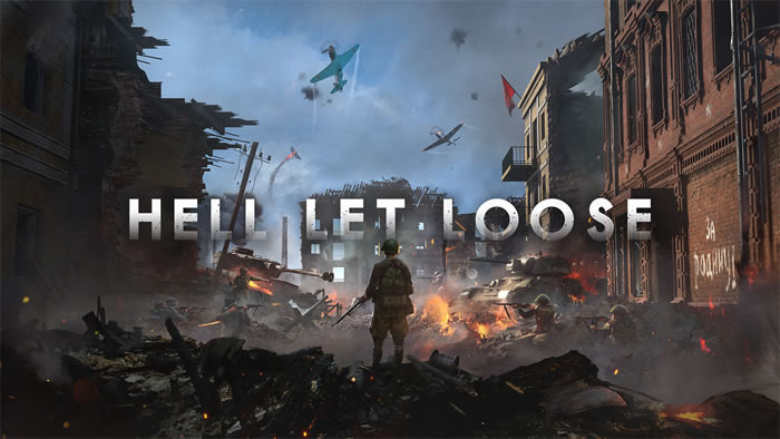 「Hell Let Loose」