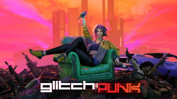 「Glitchpunk」