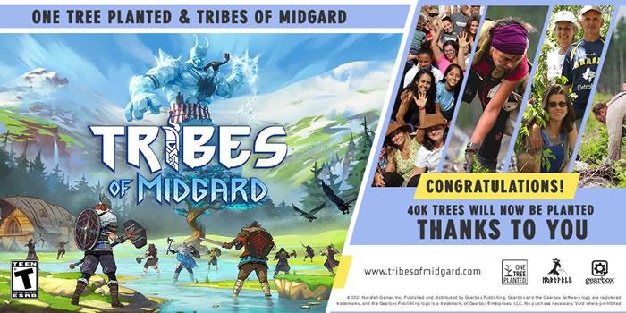 「Tribes of Midgard」