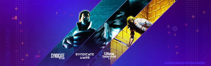 「Ultima Underworld 1+2」「Syndicate Plus」「Syndicate Wars」
