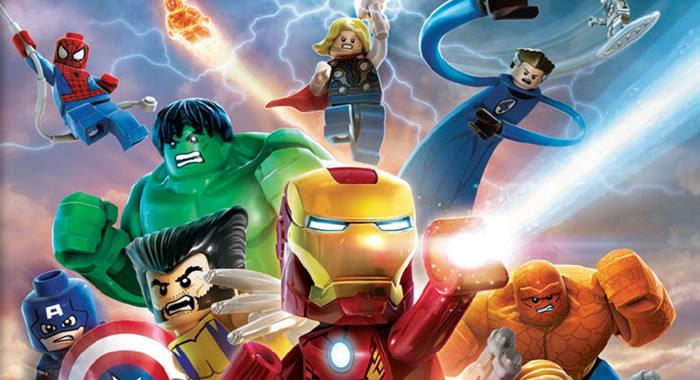 「LEGO Marvel Super Heroes」