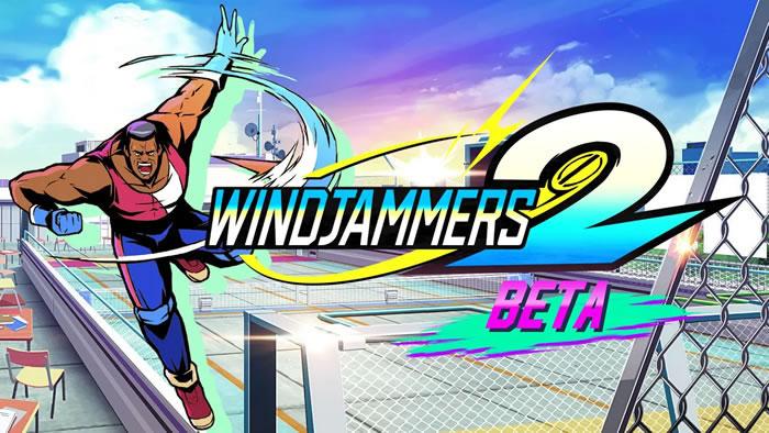 「Windjammers 2」