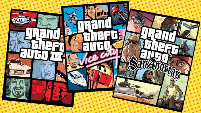 「Grand Theft Auto」