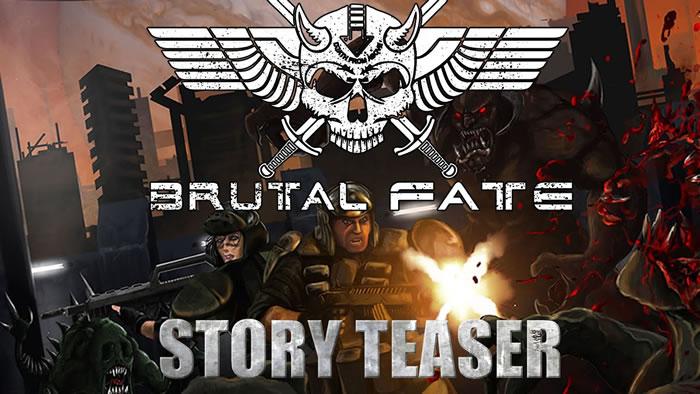 「Brutal Fate」