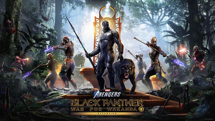 「Marvel's Avengers」