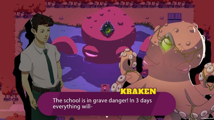 「Kraken Academy!!」