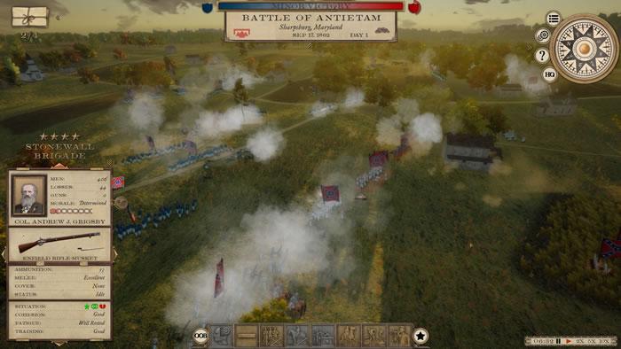 「Grand Tactician: The Civil War」