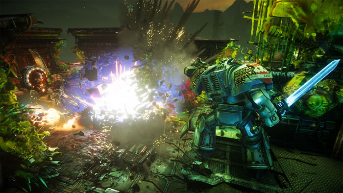 「Warhammer 40K Chaos Gate Daemonhunters」