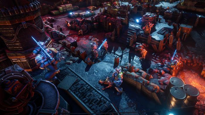 「Warhammer 40,000: Chaos Gate - Daemonhunters」