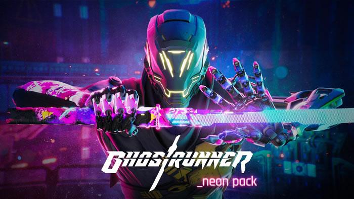 「Ghostrunner」