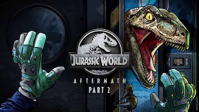 「Jurassic World Aftermath」