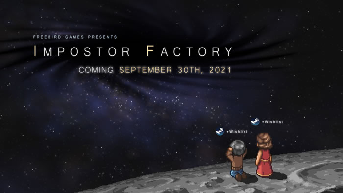 「Impostor Factory」