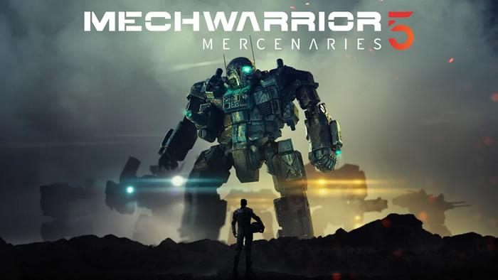 「MechWarrior 5: Mercenaries」