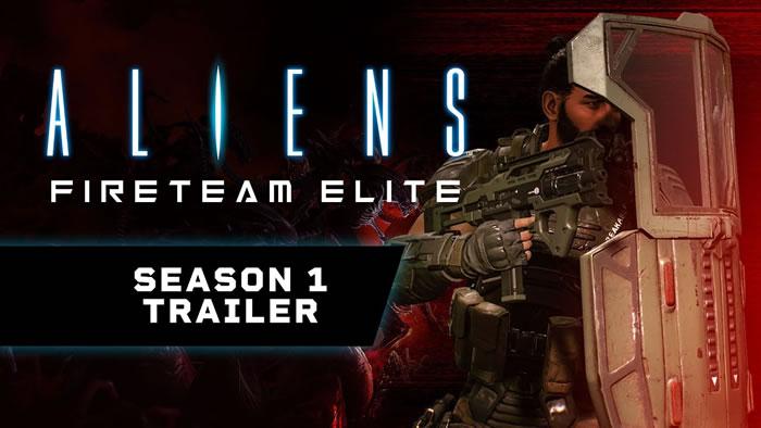 「Aliens: Fireteam Elite」