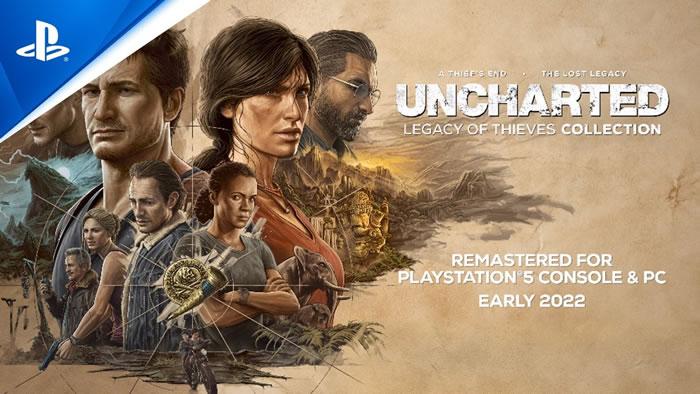 「Uncharted 4」